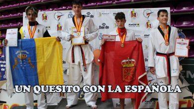 Photo of La Selección Española de Taekwondo llama a David Rodríguez