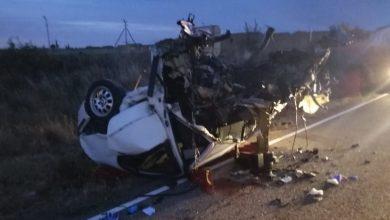 Photo of Accidente grave esta madrugada en Fuentes de Ropel