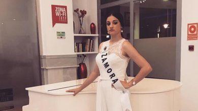 Photo of La benaventana María Mediavilla preparada para representar a Zamora en el Miss World Spain