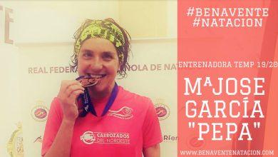 Photo of Pepa García nueva entrenadora del Club Benavente Natación
