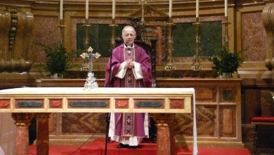 Photo of Fallece Gregorio Martínez Sacristán, obispo de Zamora durante 13 años