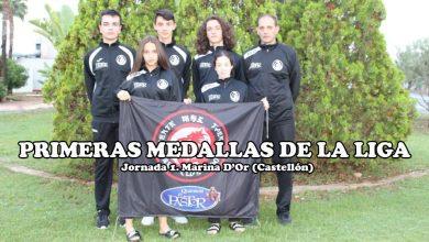 Photo of El Quesos el Pastor suma dos metales en la Liga Española de Taekwondo