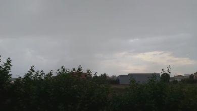 Photo of La tormenta dejó en Benavente 8,8 litros por metro cuadrado