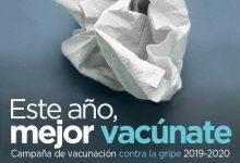 Photo of La campaña de vacunación antigripal comienza el 29 de octubre con 620.000 vacunas