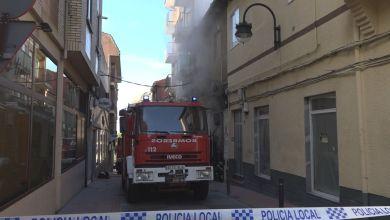 Photo of Se incendia un bar de la zona centro de Benavente