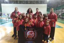 Photo of El Club Quesos El Pastor consigue 12 medallas en Cáceres