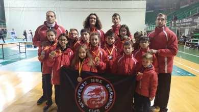 Photo of El Club Quesos El Pastor consigue 12 medallas en Cáceres
