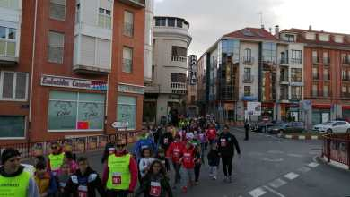 Photo of Solidaridad a raudales en la Carrera Escolar del colegio Virgen de la Vega