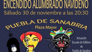 Photo of Este sábado Puebla de Sanabria dará comienzo a la Navidad con el encendido de luces