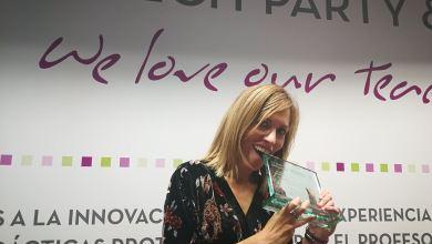 Photo of El «Scape Room Digital» de Maribel García recibe dos premios en SIMO Educación