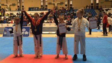 Photo of Erika Rodríguez se alza con el bronce en el Campeonato de España de Clubes