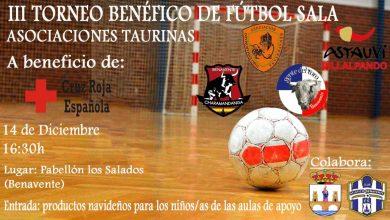 Photo of III Torneo Benéfico de Asociaciones Taurinas en Benavente a favor de Cruz Roja