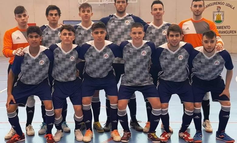 Photo of David Novoa presente en el Campeonato de España de selecciones autonómicas sub-19