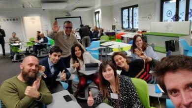 Photo of Intensas jornadas en Bruselas para el IES Los Sauces dentro del Proyecto KA3