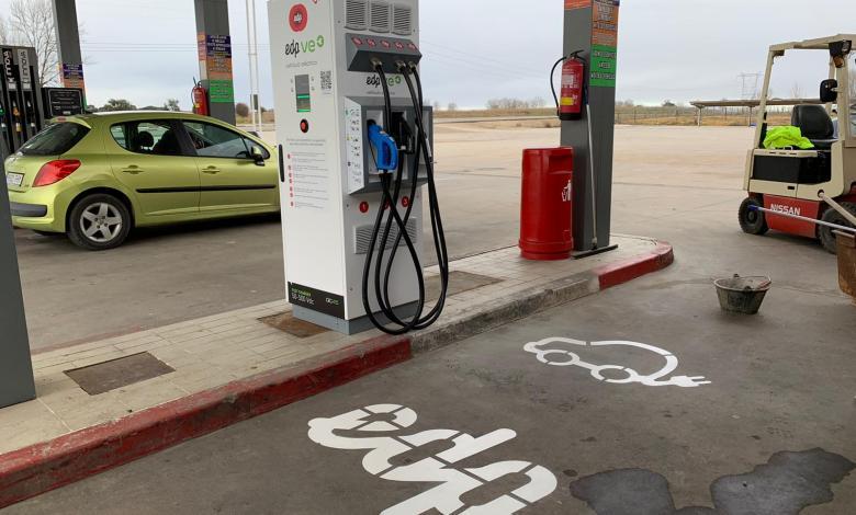 Photo of EDP pone en marcha el primer punto de recarga para vehículos eléctricos en la A-66 entre León y Benavente
