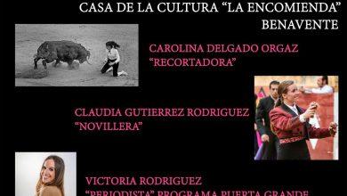 Photo of La charla- coloquio «El Toro en femenino» dará importancia a la mujer en el mundo del toro en Benavente