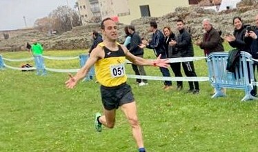 Photo of Marcos Gómez Ferrero, campeón de España de Cross Corto Militar