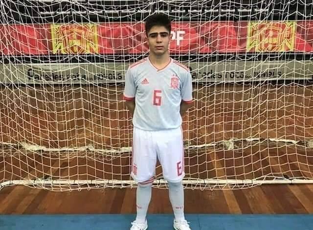 Photo of David Novoa llamado por la Selección Nacional Sub-19