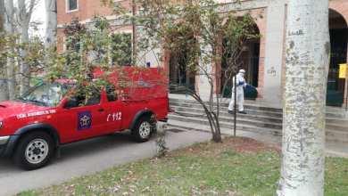 Photo of El Ayuntamiento de Toro lleva a cabo las labores de desinfección de zonas comunes