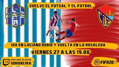 Photo of El Atlético Benavente FS y el CD Benavente vuelven a las pistas de juego de manera virtual