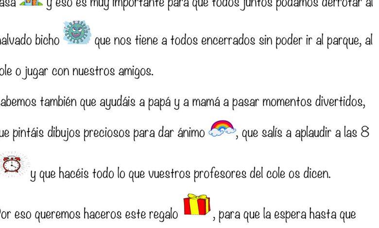 Photo of El Ayuntamiento de Villalpando dedica una carta especial a los niños