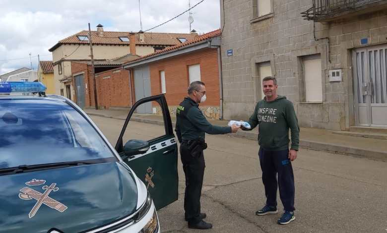 Photo of La Guardia Civil ha realizado cerca de 50.000 servicios humanitarios durante el estado de alarma