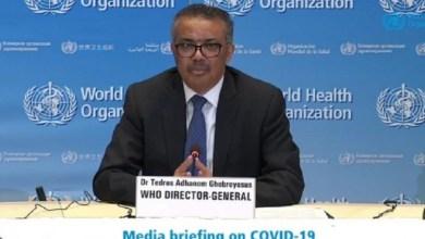 Photo of La OMS insiste en que el Covid-19 «no va a desaparecer» y que la pandemia «está creciendo»