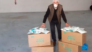 Photo of La Mancomunidad Tierra de Campos-Pan-Lampreana distribuye 5.500 mascarillas entre sus ayuntamientos