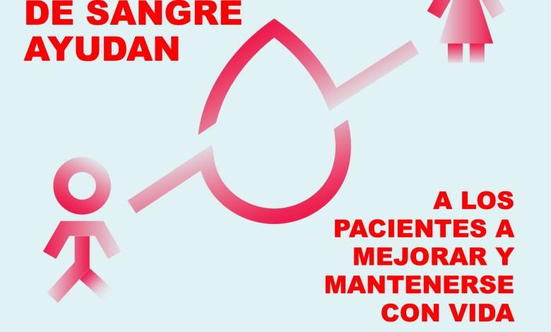 Photo of Mañana se conmemora el Día Mundial del Donante de Sangre