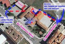 Photo of Estos son los protocolos establecidos en el acceso y desarrollo a las pruebas de la EBAU en el IES León Felipe