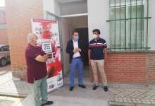 """Photo of La Diputación cede provisionalmente las instalaciones del Colegio del Tránsito a """"Donantes de Sangre"""" para el servicio de extracciones"""