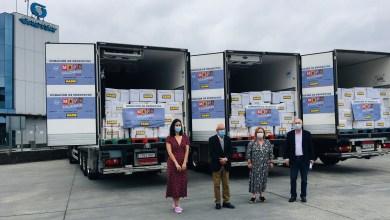 Photo of GADIS entrega 48.700 kg de productos a 11 bancos de alimentos gracias a la solidaridad de sus clientes