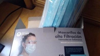 Photo of La Junta ha contratado con Mascarillas Béjar la compra de 3.000.000 de mascarillas por un importe de 1.350.000 euros, el mayor contrato con empresas locales de Castilla y León