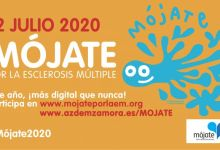 Photo of 'Mójate por la Esclerosis Múltiple' la campaña de AZDEM más digital