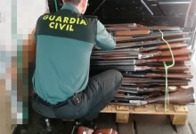 Photo of La Guardia Civil destruyó más de 86.000 armas durante el año 2019