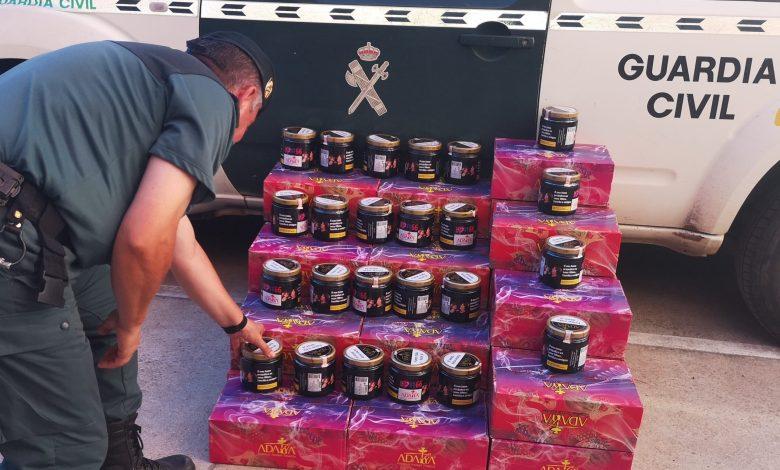 Photo of Interceptados 228 kilos de picadura de tabaco destinado a su comercialización en Bélgica