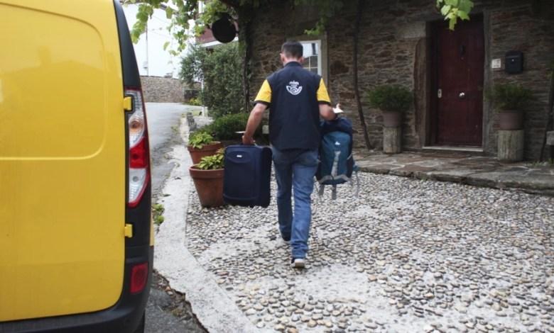 Photo of 'Paq Mochila' el servicio que pone en marcha Correos para realizar el Camino de Santiago sin mochilas ni maletas