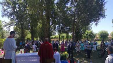 Photo of Misa especial en Santa Cristina de la Polvorosa por el día de su patrona