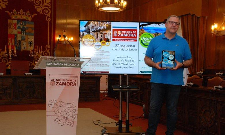 Photo of «Déjate llevar por Zamora» con visitas urbanas y rutas de senderismo