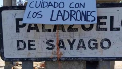 Photo of 'Palazuelo de Sayago' alerta de la presencia de ladrones tras varios hurtos