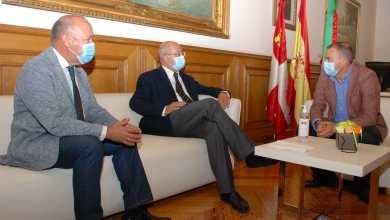 Photo of La Diputación pide al vicepresidente Igea que apoye de forma decidida la Estrategia 'Silver Economy' y las reivindicaciones de la provincia ante RENFE