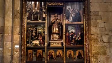 Photo of Restauración del retablo de San Ildefonso en la iglesia de San Juan del Mercado de Benavente