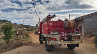 Photo of Baja a nivel 0 el incendio de la zona «las Suertes», en el monte de Morales de Rey