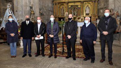 Photo of La Junta y la Fundación Iberdrola refuerzan el valor patrimonial y turístico del Monasterio de San Martín de Castañeda