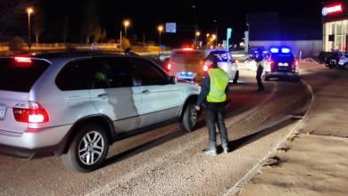 Photo of Primera noche de toque de queda con controles policiales en la provincia