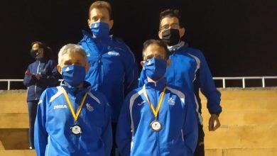 Photo of Buena cosecha de medallas para el Benavente Atletismo en el Autonómico Máster de Pista
