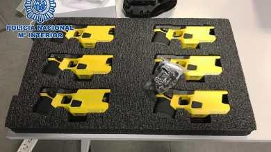 Photo of La Policía Nacional incorpora pistolas eléctricas dentro del armamento de uso policial