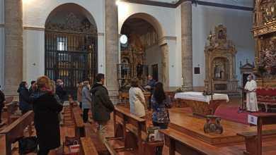 Photo of Los profesores de Religión de Zamora han recibido la «Missio Canonica» en la iglesia de San Andrés del seminario menor San Atilano