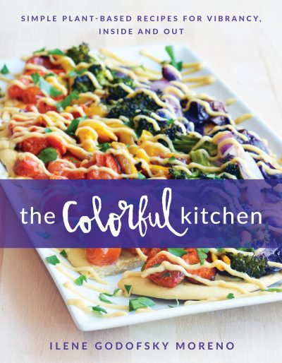 picture of the Colorful Kitchen cookbook
