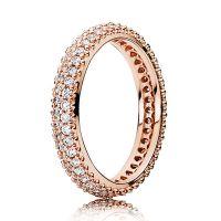 PANDORA Rose Inspiration Within Ring - 180909CZ-54   Ben ...